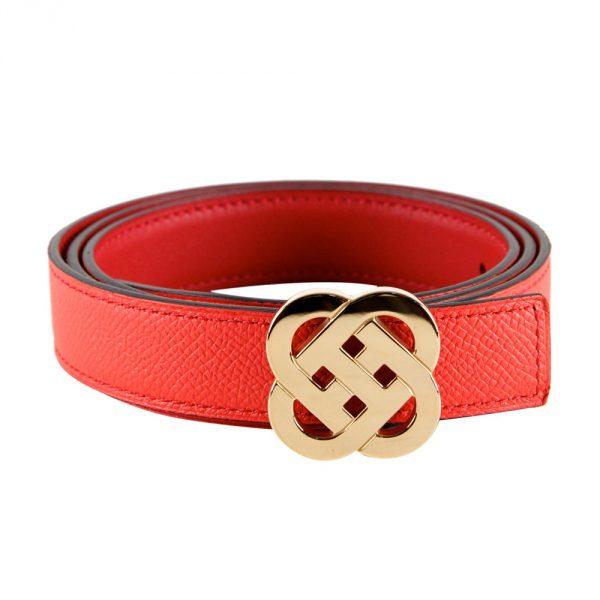 Authentic hermes Belt online India My Luxury Bargain HERME BOUGAINVILLIER EPSOM BELT