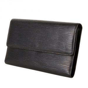 Shop Louis Vuitton Wallets Online India My Luxury Bargain Louis Vuitton Epi Porte Tresor International Wallet
